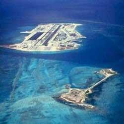 美属太平洋小岛
